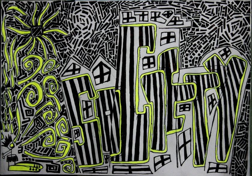 Illustration - Mashumi Dave